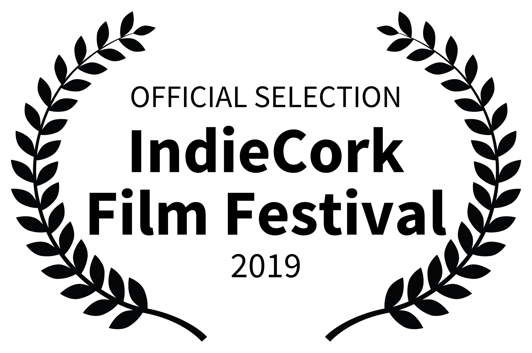 OFFICIAL SELECTION - IndieCork Film Festival - 2019